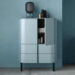 Lavo 2.0 | mid height cabinet | Armarios de baño | burgbad