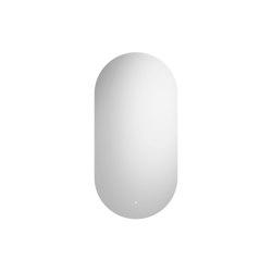 Lavo 2.0 | illuminated mirror | Bath mirrors | burgbad