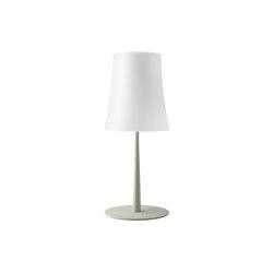 Birdie Easy table   Table lights   Foscarini