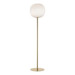 Gem floor | Free-standing lights | Foscarini