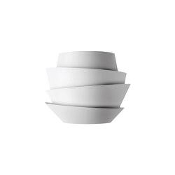 Le Soleil wall white | Wall lights | Foscarini