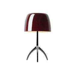 Lumiere lampe de table cerise | Luminaires de table | Foscarini