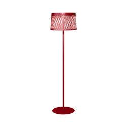 Twiggy Lettura sol | Luminaires sur pied | Foscarini