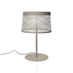 Twiggy Grid XL Outdoor table | Lampes à poser d'extérieur | Foscarini