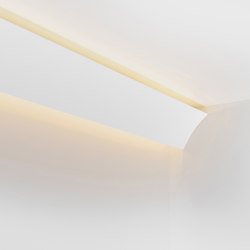 Como corner curved cover | Profile | Modular Lighting Instruments