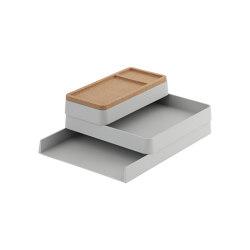 Arrange Desktop Series / Configuration 1 | Contenedores / Cajas | Muuto