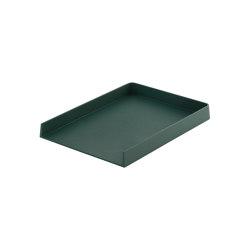 "Arrange Desktop Series / Tray - 32 X 25 cm / 12.6 X 9.6"" | Storage boxes | Muuto"