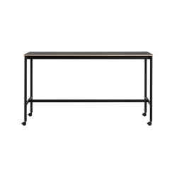 Base High Table | With Castors | Mesas altas | Muuto