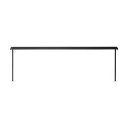 Linear Mounted Lamp | 209,2cm | Table lights | Muuto