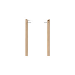 Linear System Connecting Legs | Trestles | Muuto
