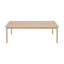 Linear System Table | Desks | Muuto