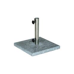 Sunrise   Parasol Base Granite 32 Kg For 2,75X2,75/3,3 Round   Parasol bases   MBM
