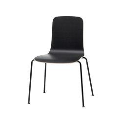 Tutto | chair with tubular 4-leg frame | Stühle | Isku