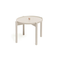 Ogis Mushroom Grey | Side tables | Aggy