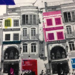Miroir De La Ville Velours Pop | Tejidos decorativos | Agena
