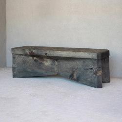 Leopold Wooden Bench | Benches | Pfeifer Studio