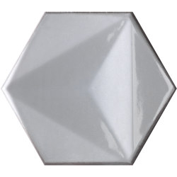 Chroma Bianco Esagono | Ceramic tiles | Settecento