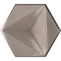 Chroma Ecru Esagono | Ceramic tiles | Settecento