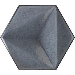 Chroma Grigio Esagono | Ceramic tiles | Settecento