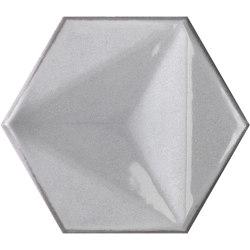 Chroma Perla Esagono | Ceramic tiles | Settecento
