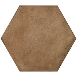 Gea Cotto 40,9x47,2 Esagono | Ceramic tiles | Settecento