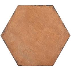 Gea Mattone 40,9x47,2 Esagono | Keramik Fliesen | Settecento