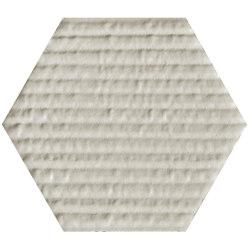 Matiere Hexa-Style Carton Ivory | Keramik Fliesen | Settecento