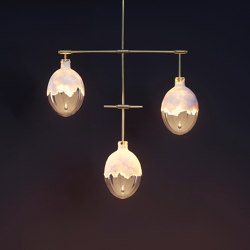 GLOW 3 | Suspended lights | KAIA