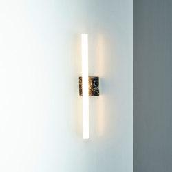 NEA WALL BLACK MARBLE 50 | Wall lights | KAIA