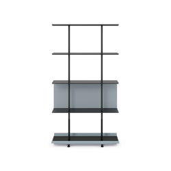 Wing 800 freestanding | Shelving | Systemtronic