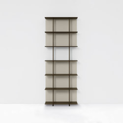 Wing 800 wall | Shelving | Systemtronic