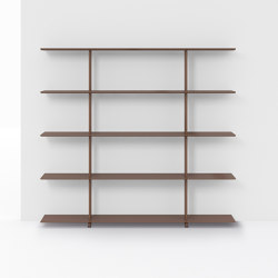 Wing 1600 wall | Shelving | Systemtronic