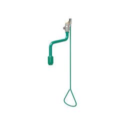 Notdusche mit Zugstangenbetätigung | Duscharmaturen | Franke Water Systems