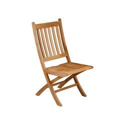 Ascot Klappstuhl ohne Armlehnen | Stühle | Barlow Tyrie