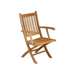 Ascot Klappstuhl mit Armlehnen | Stühle | Barlow Tyrie