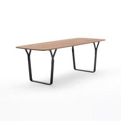 Essential Steel | Tavoli pranzo | Arco