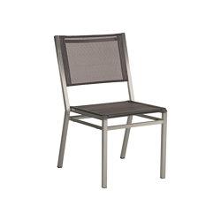 Equinox Stuhl Charcoal Sling   Stühle   Barlow Tyrie