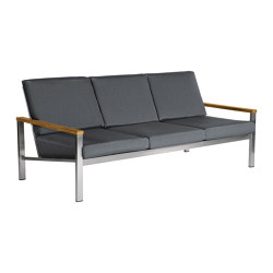 Equinox Three-seater Settee DS | Canapés | Barlow Tyrie