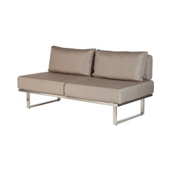 Mercury Double Module DS (without arms) | Sofas | Barlow Tyrie