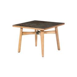 Monterey Table 100 Square (Oxide Ceramic) | Tavoli pranzo | Barlow Tyrie