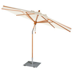 Napoli Parasol 2.8 Mtr Ø - Ø38mm pole (Canvas) | Parasols | Barlow Tyrie