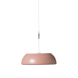 Float SP Mauve dust White | Suspended lights | Axolight