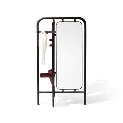 Amiral Leaning mirror | Percheros | Giorgetti
