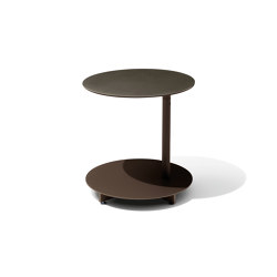 Apsara Low Round Table | Side tables | Giorgetti
