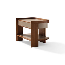 Archibald Bedside Table | Night stands | Giorgetti