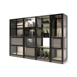 Domus System | Display cabinets | Giorgetti
