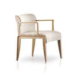 Ina Small armchair | Stühle | Giorgetti