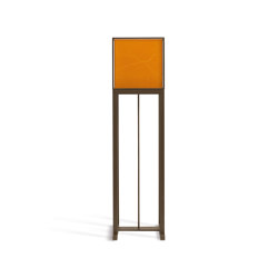 Myo Stand with lamp | Free-standing lights | Giorgetti