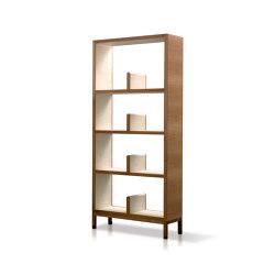 Nea Bookcase | Shelving | Giorgetti