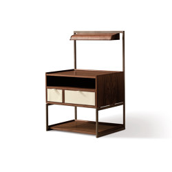 Syn Bedside Table | Tables de chevet | Giorgetti